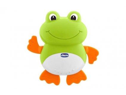CHICCO Hračka do vody Plávajúca žaba 6m+