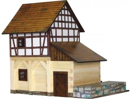 Walachia trámový mlyn