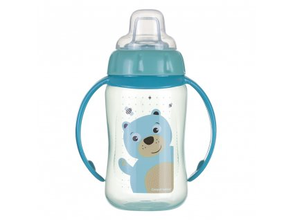 canpol babies treninkovy hrnicek s uchyty cute animals 320 ml medvidek 2179504 1000x1000 fit