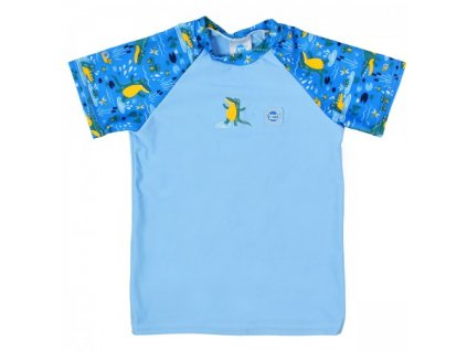 UV Top tričko krokodíl