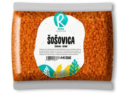 CERVENA SOSOVICA Ravita produkt