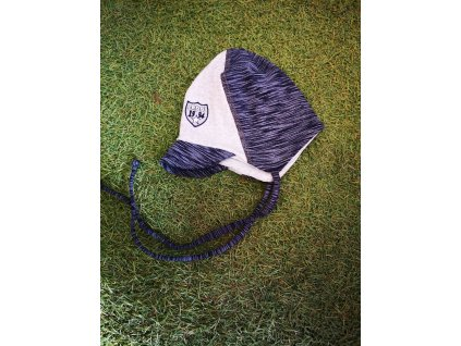Repal čiapka so šiltom modrá