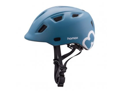 HAMAX HAMAX Cyklohelma Thundercap Blue/Blue 47-52