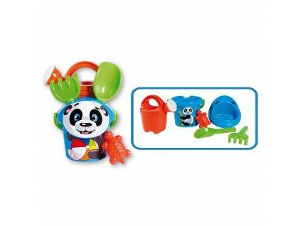 sada do piesku Panda