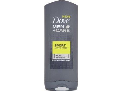 DOVE Gél sprchovací Men+Care Sport Active Fresh 400ml Dove