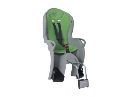 HAMAX HAMAX Cyklosedačka Kiss Medium Grey/Green