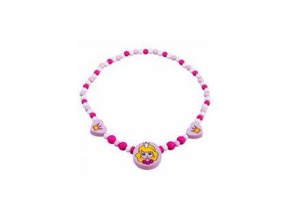 Detoa náhrdelník princezná