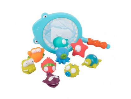 Hračky do vody B-Shark Fishing Set