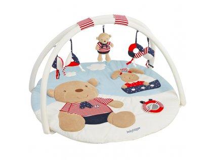 BABY FEHN Ocean hracia deka medveď, Ocean Club