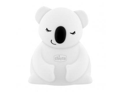 CHICCO CHICCO Lampička nočné svetlo dobíjateľné, prenosné - Koala