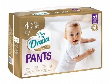 DADA DADA Plienkové nohavičky Extra Care Maxi (8-15 kg), 39 ks