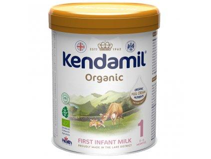 KENDAMIL KENDAMIL Počiatočné BIO/organické mlieko 1 (800 g) DHA+