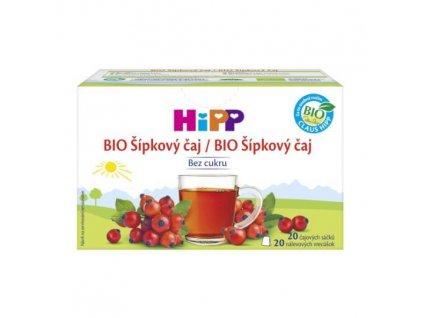 HIPP Čaj BIO šípkový 20x2g Hipp