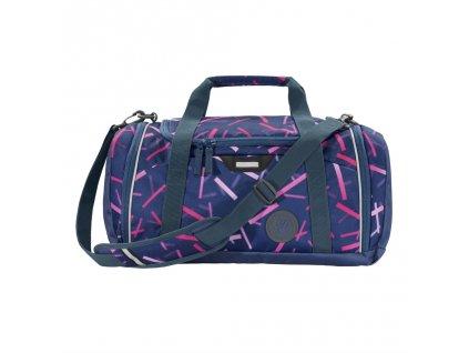 Športová taška coocazoo SporterPorter, Cyber Pink