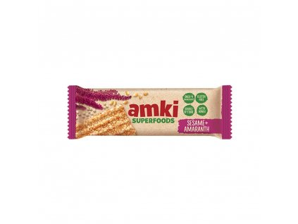 Amki tyčinky amarant med