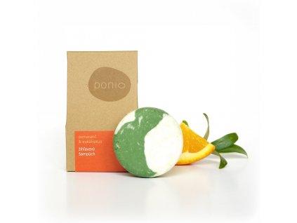 Ponio šampúch žiľava, pomaranč, eukalyptus 60