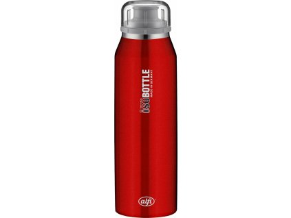 alfi isobottle trinkflasche rot 0,5
