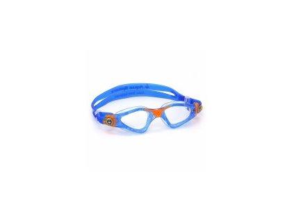 Kayenne 6+ junior plavecké okuliare modré