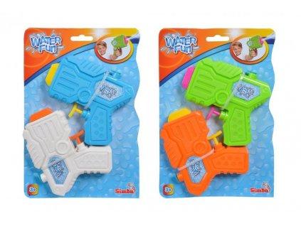 MAC Toys vodná pištoľ 2ks
