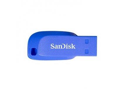 SanDisk Cruzer Blade 32GB modrá