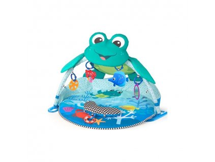 BABY EINSTEIN BABY EINSTEIN Deka na hranie Neptune Under the Sea Lights & Sounds™ 0m+