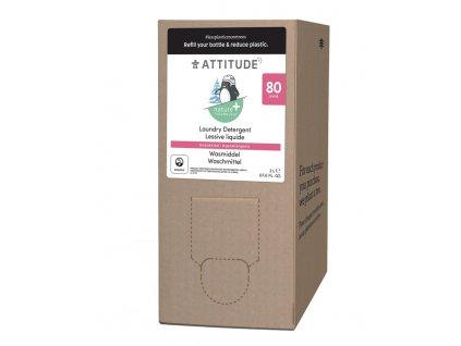 ATTITUDE ATTITUDE Prací gél pre deti bez vône - náhradné kanister 2 l