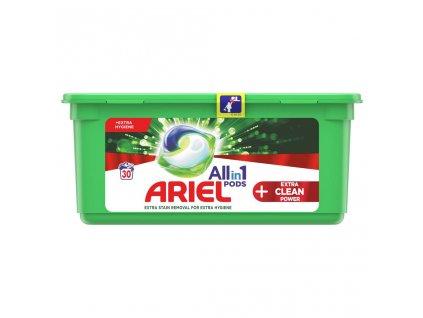 ARIEL ARIEL Allin1 Extra clean gélové kapsuly na pranie 30 pd