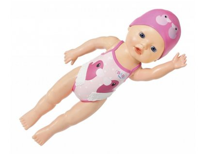 baby born plavajuca babika