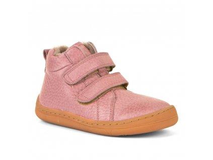 froddo barefoot winter furry pink