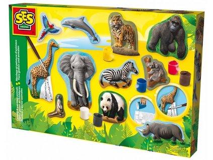 SES Creative Maľovanie a tvorenie zvierat
