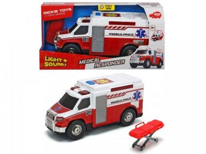 Dickie ambulancia 33 cm