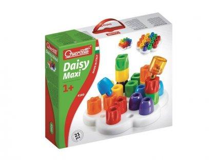 Quercetti Daisy Maxi -mozaika pre najmenších vo väčšom balení