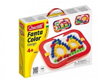 Quercetti Fantacolor Design 20 mm – 100 ks mozaika