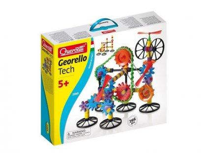 Quercetti Georello TECH- stavebnica mechanických prevodov