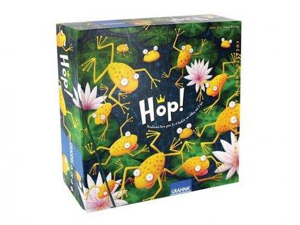 GRANNA - HOP! - spoločenská hra