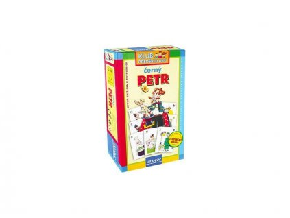 GRANNA - Čierny Peter - spoločenská kartová hra