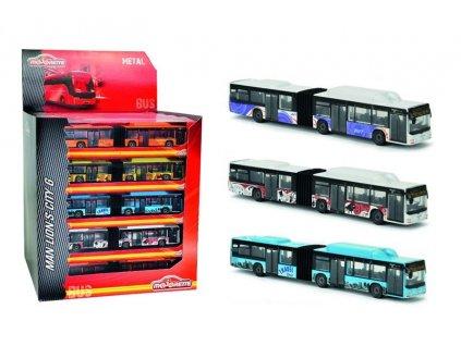 Majorette Autobus City DP2 - kĺbový