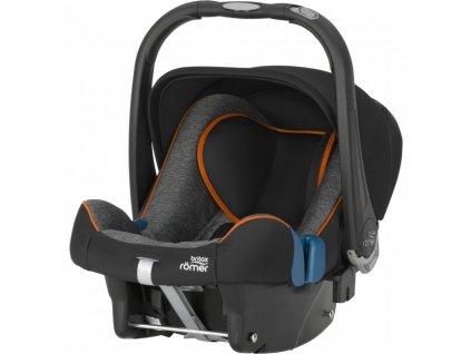 RÖMER BABY-SAFE PLUS SHR II - BLACK MARBLE