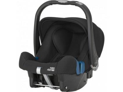 RÖMER BABY-SAFE PLUS SHR II - COSMOS BLACK