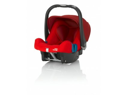 RÖMER BABY-SAFE PLUS SHR II - FLAME RED