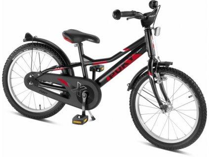 "PUKY Detský bicykel 18 "" ZLX18 ALU čierny"