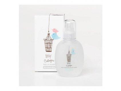 SUAVINEX Nežná vôňa pre bábätko, Baby Cologne, 100 ml