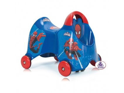 Injusa Odrážadlo Spiderman od 18m+
