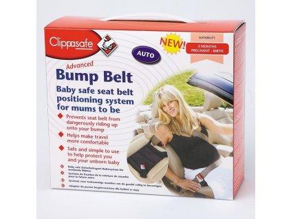 CLIPPASAFE Bezpečnostný pás do auta pre tehotné