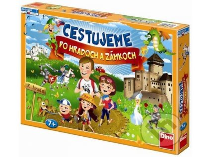 Cestujeme po hradoch a zámkoch - slovenských!