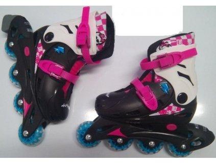 Mondo in line kolieskové korčule Monster High