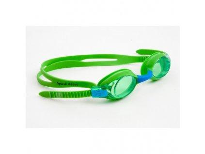 Splash About Plavecké okuliare 0-6rokov - zelené