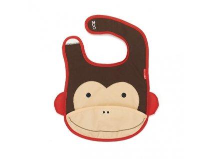 SKIP*HOP Zoo Podbradník - Opička