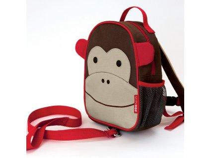 SKIP*HOP Zoo Batôžtek - ruksak mini - opička