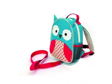 SKIP*HOP Zoo Batôžtek - ruksak mini - sovička